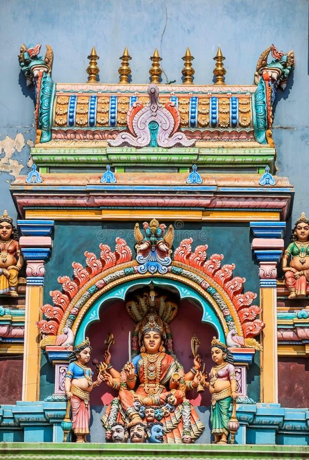 Free Hindu Goddess Chamundeshwari Devi Temple Entrance In Bangalore. Royalty Free Stock Images - 189233659