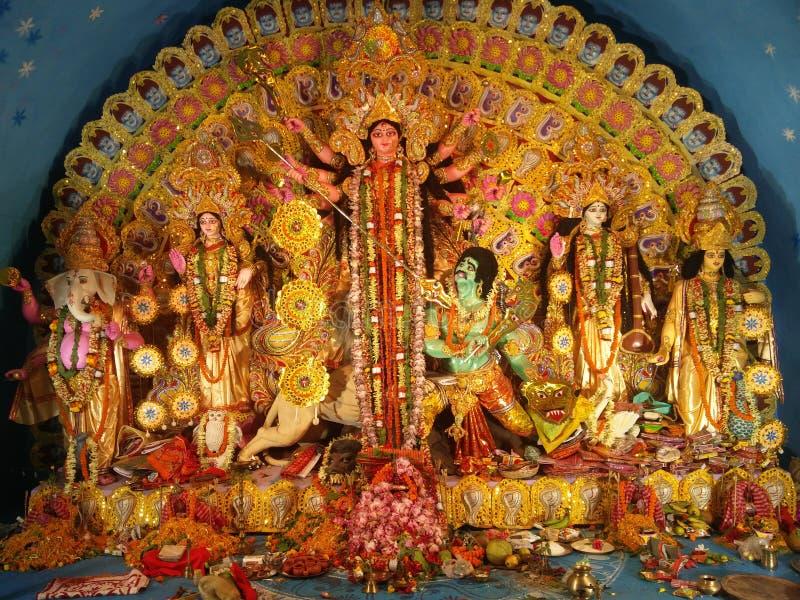 Durga royalty free stock image