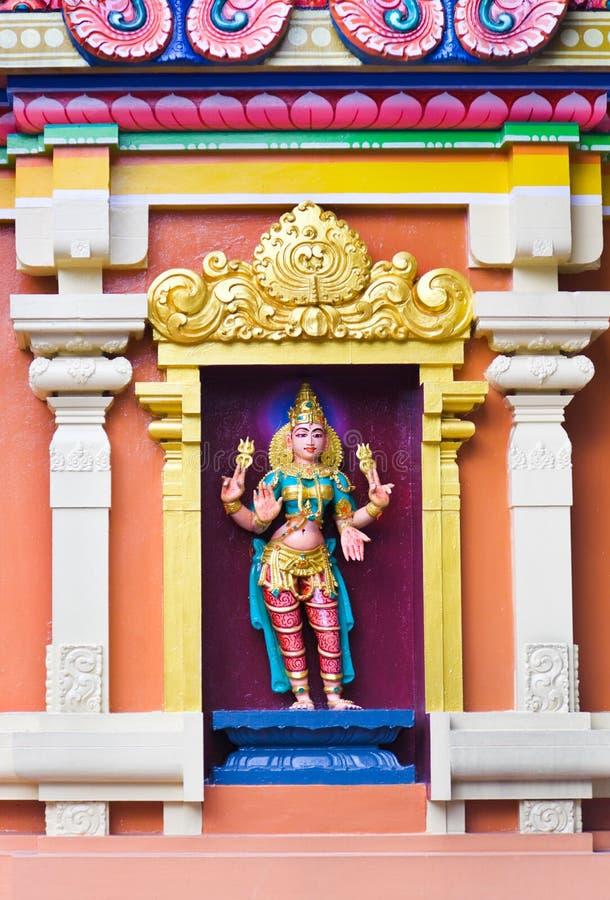 Hindu temple at Kuala Lumpur Malaysia