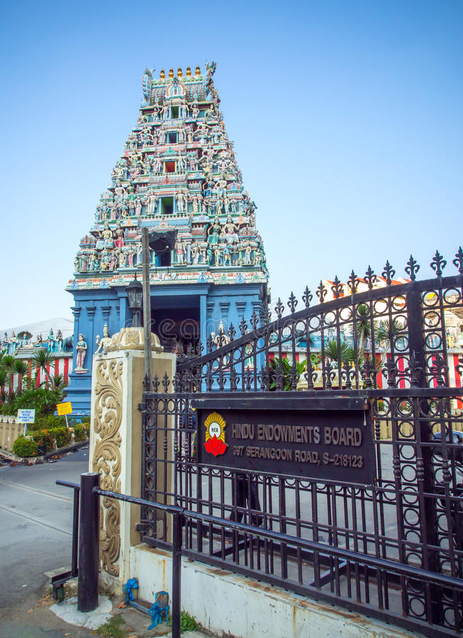 Hindu temple royalty free stock photography