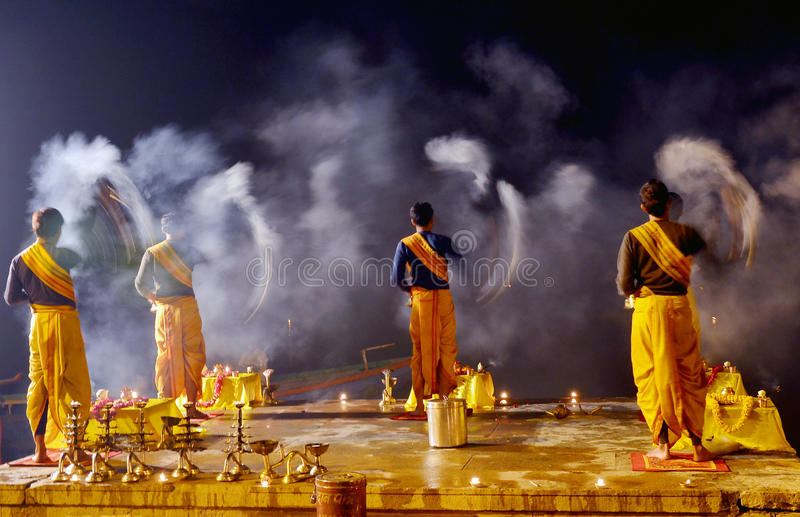 Hinduisim fotografering för bildbyråer