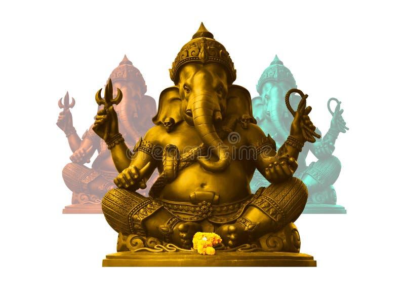 hinduisk ganeshagud royaltyfri bild