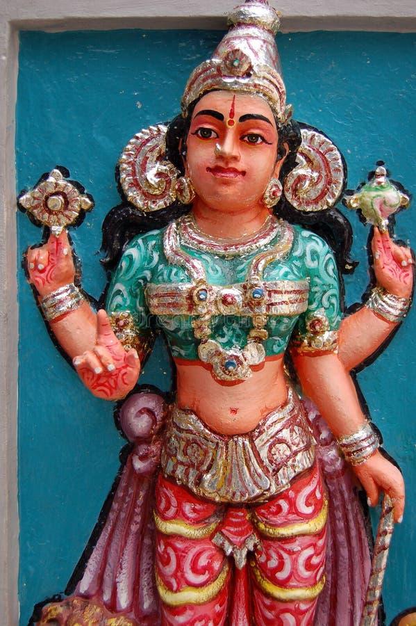 hinduisk garnering arkivfoton