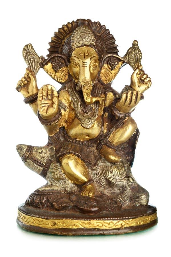 Hinduisk gud Ganesh royaltyfri bild