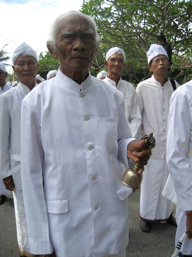 Hinduisk religiös ceremoni royaltyfri foto