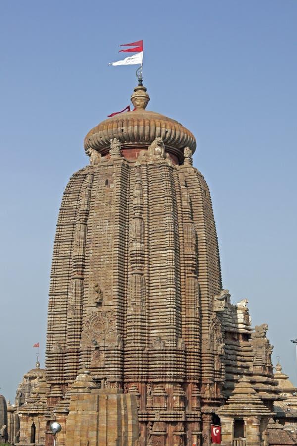 hinduiskt tempel för arkitektur arkivfoto