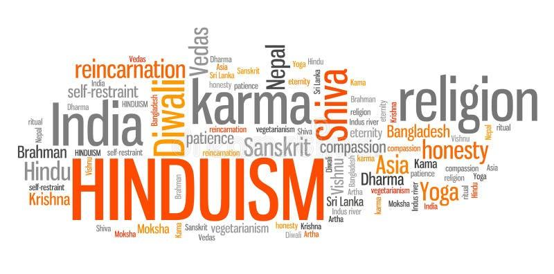 hinduism stock illustrationer