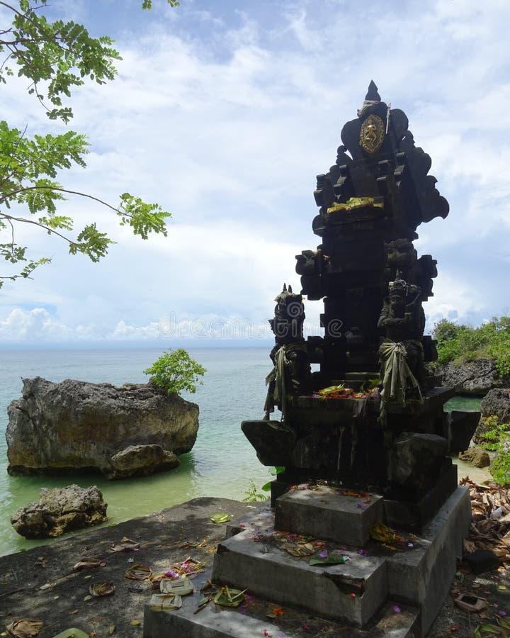 Hinduism in Bali stock image