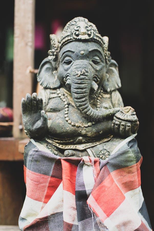 Hinduism de Ganesha a Bali foto de archivo libre de regalías