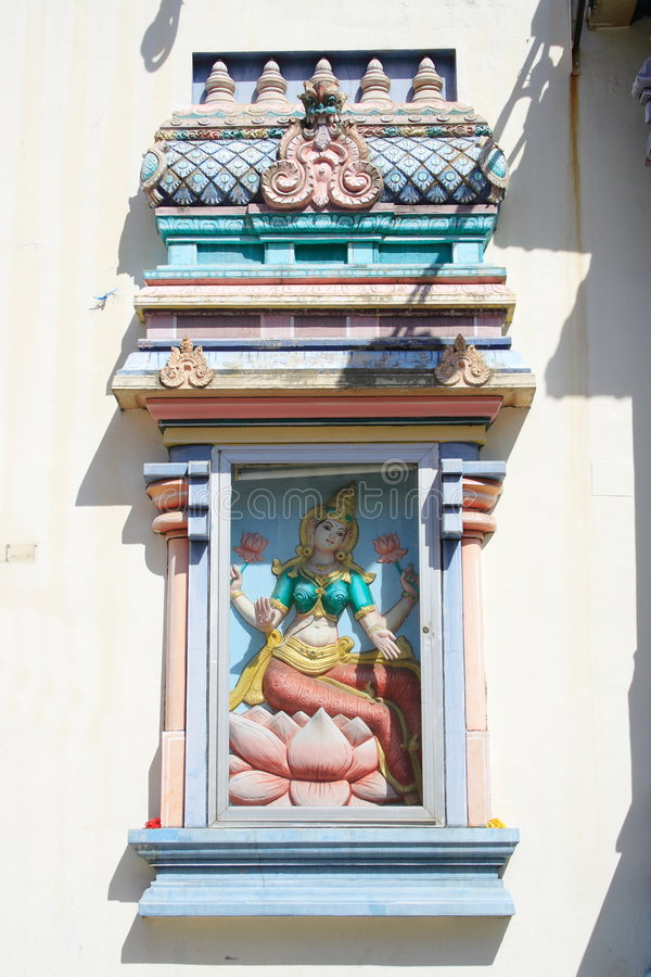 Download Hinduism Temple In Penang Royalty Free Stock Photo - Image: 5052055