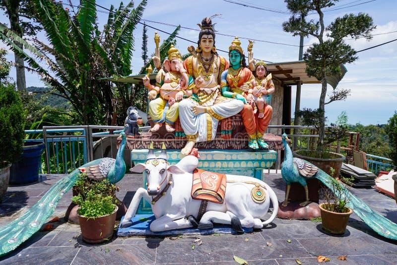 Hinduist statua obrazy royalty free