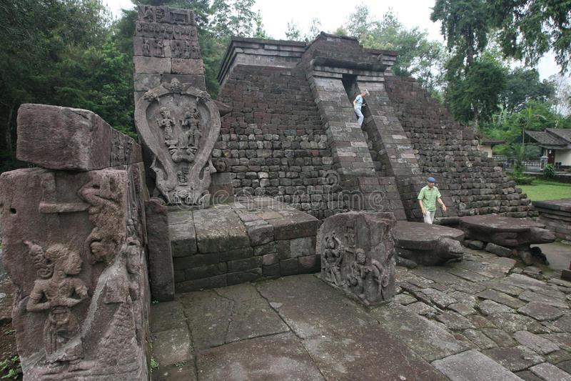 Hindus świątynia obraz royalty free