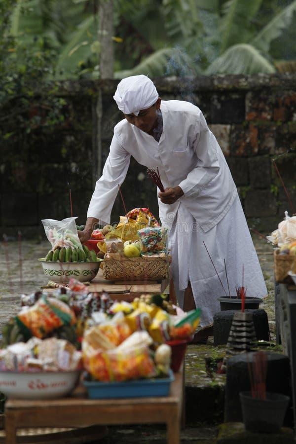 Hindus ber royaltyfria foton