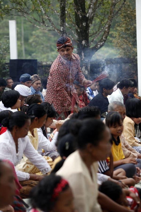 Hindus ceremoni royaltyfri foto