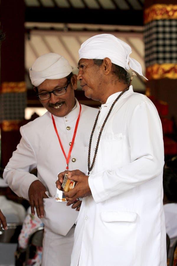Hindus ceremoni arkivbild
