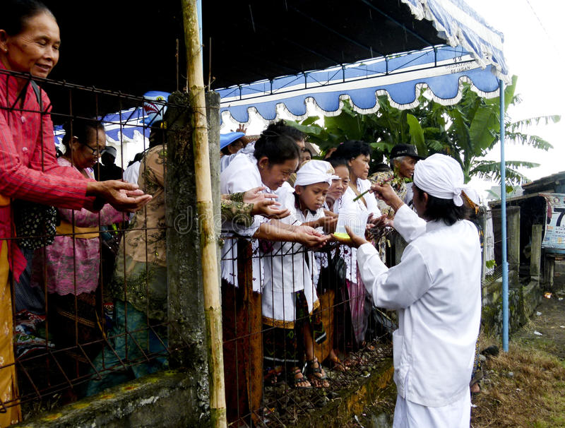 Hindus ceremoni royaltyfria foton