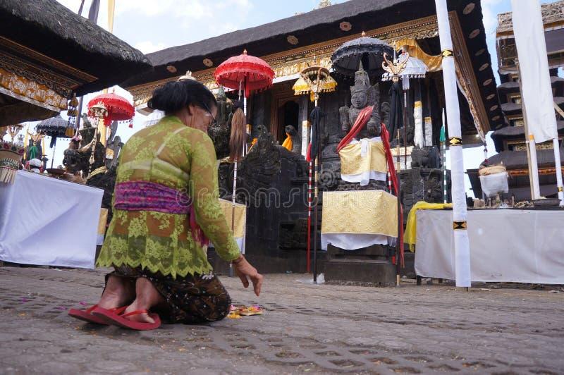 Hindus ceremonia zdjęcia royalty free