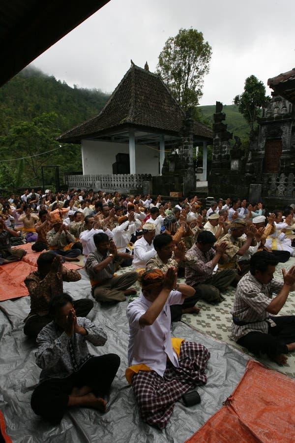 Hindus ono modli się obraz royalty free