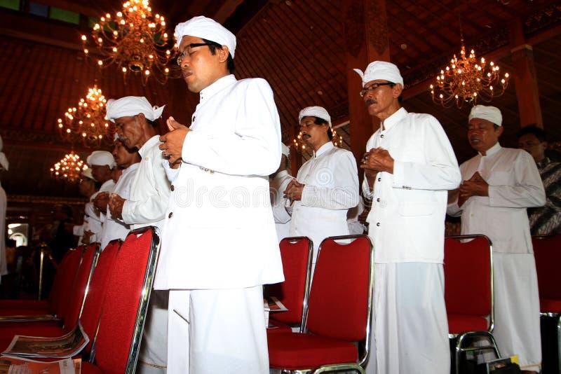 Hindus ono modli się zdjęcia stock