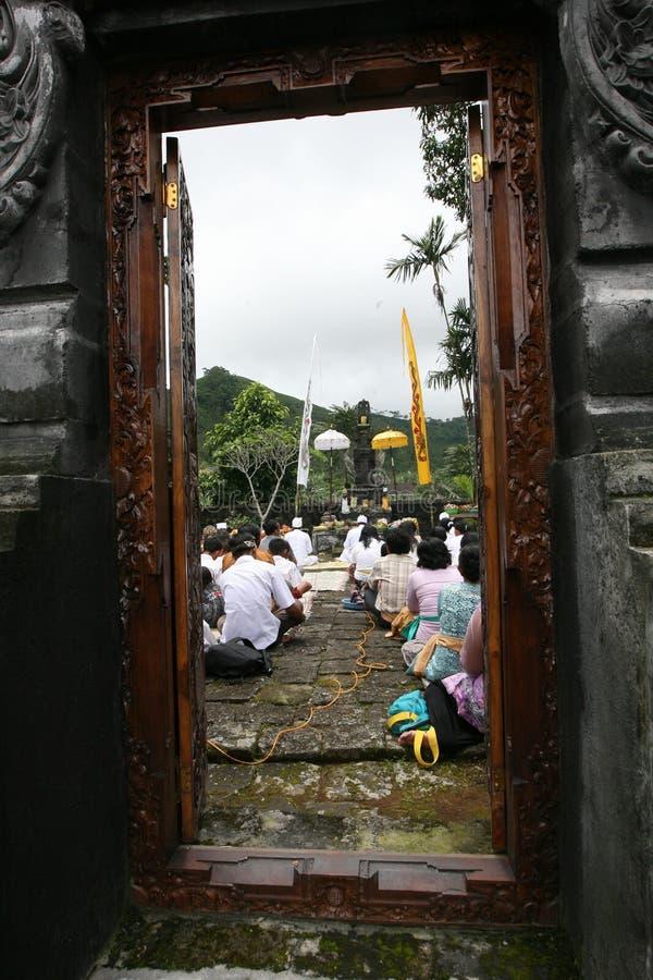 Download Hindus pray editorial image. Image of solo, pura, javanese - 35621875