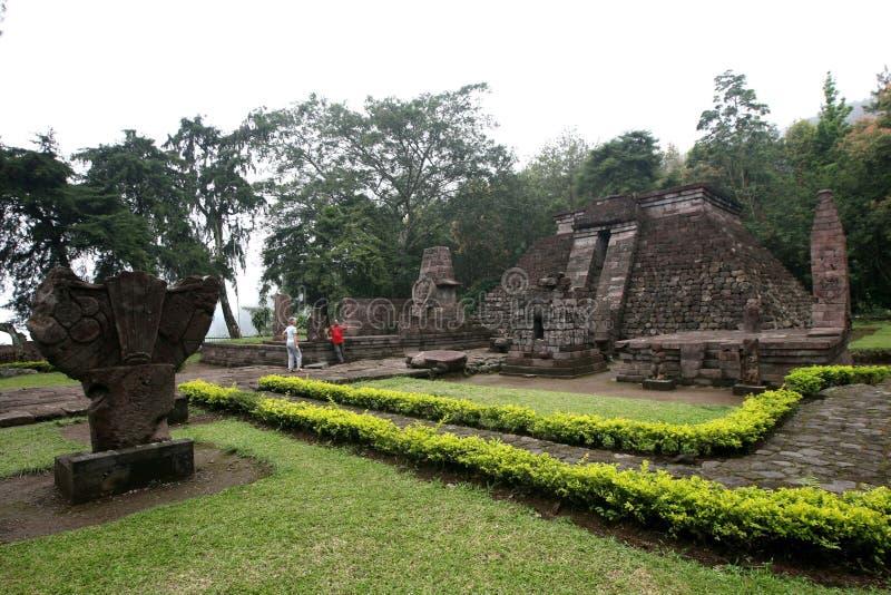 Hindus tempel royaltyfria bilder