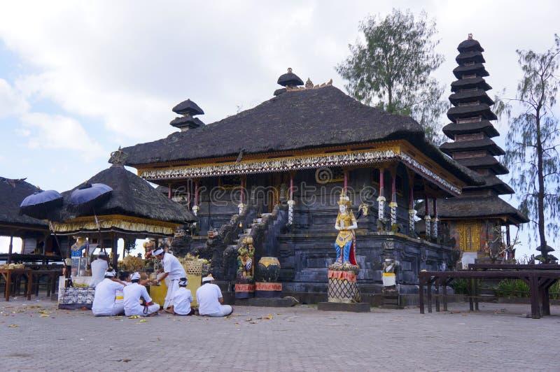 Hindus tempel royaltyfria foton