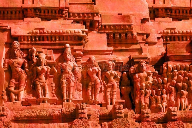 hinduscy bóstwa fotografia stock