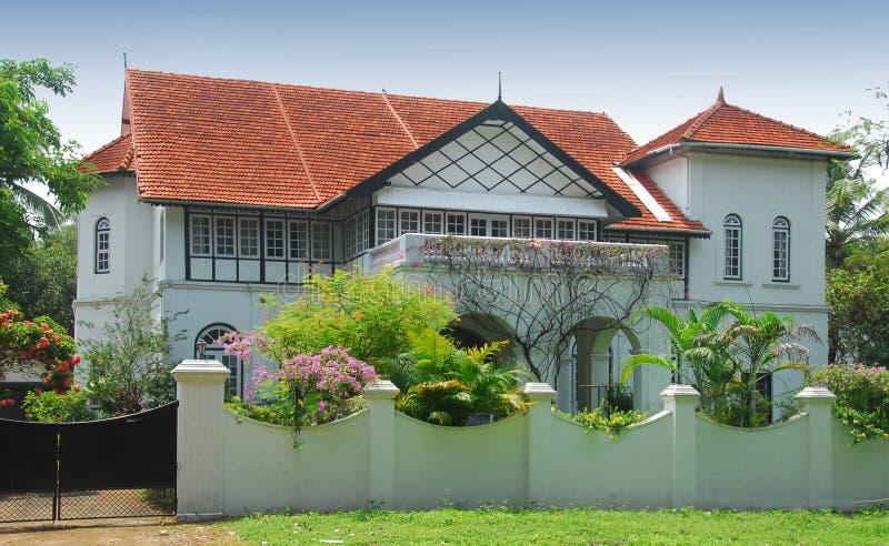 hindusi bungalowu obrazy stock