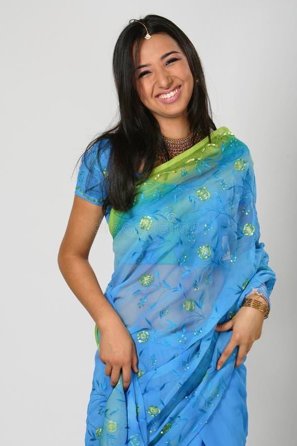 hindusi dziewczyna zdjęcia stock