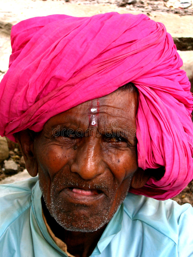 hindusi rolnik fotografia royalty free