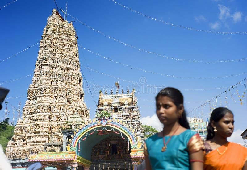 hinduska świątynia obraz royalty free