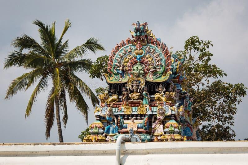 Kapaleeswarar Koil zdjęcia stock