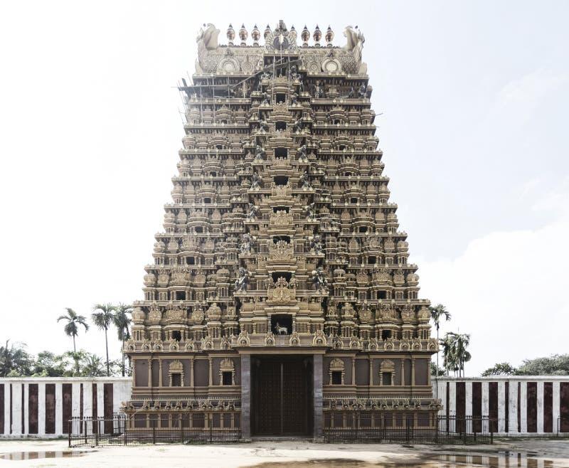 Hinduska świątynia w Nallur, Sri Lanka obrazy royalty free