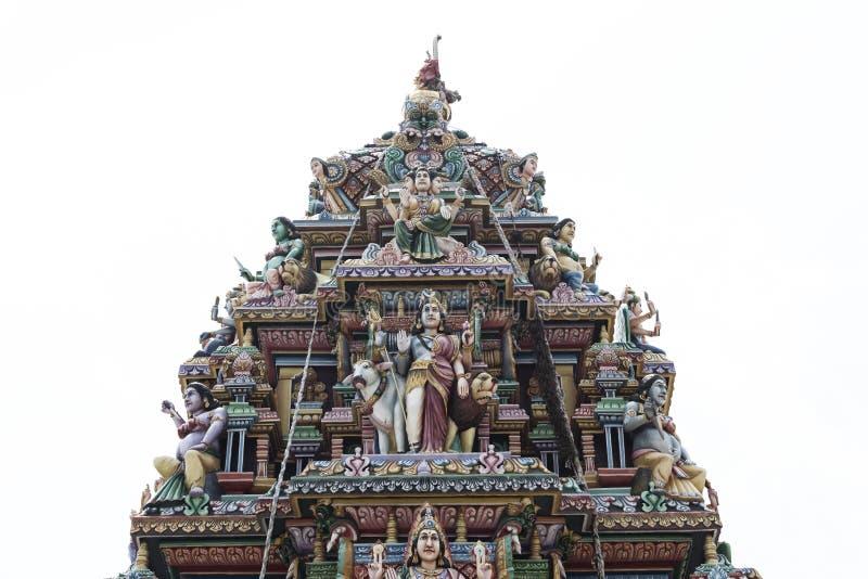 Hinduska świątynia w Trincomalee, Sri Lanka obraz royalty free