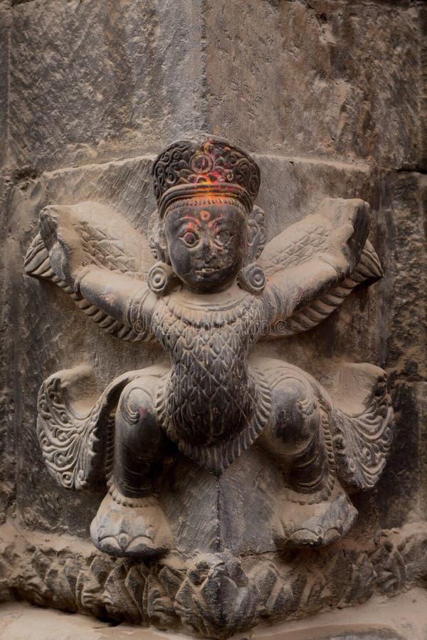 Hinduska bogini statua zdjęcia stock