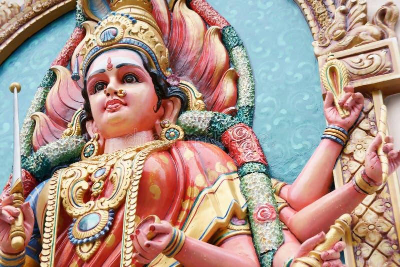hinduska durga bogini fotografia royalty free