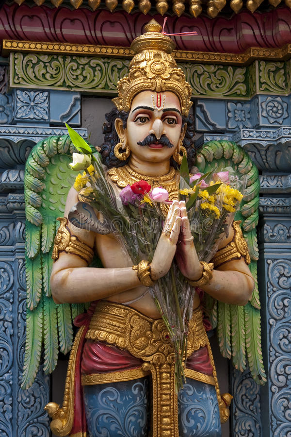 Download Hinduska rzeźba obraz stock. Obraz złożonej z hinduski - 14153677
