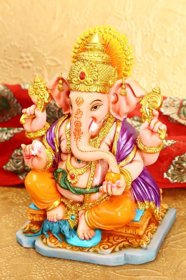 Hinduski bóg Ganesh fotografia stock
