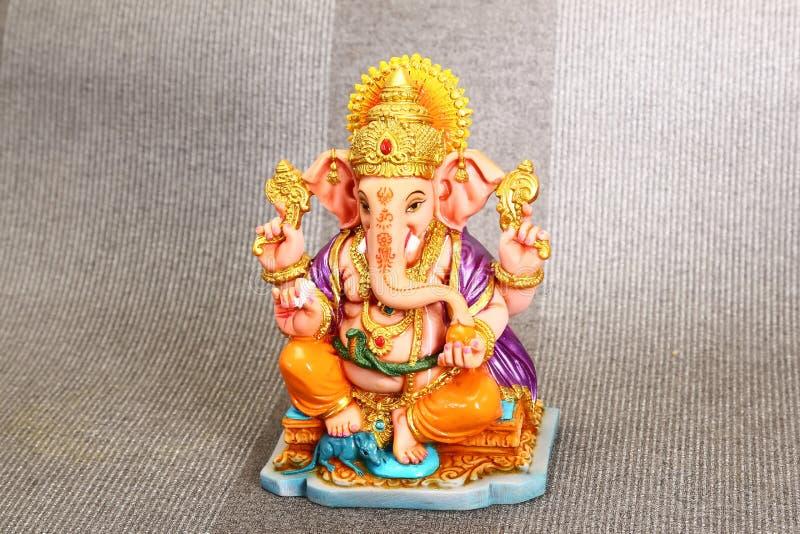 Hinduski bóg Ganesh fotografia royalty free