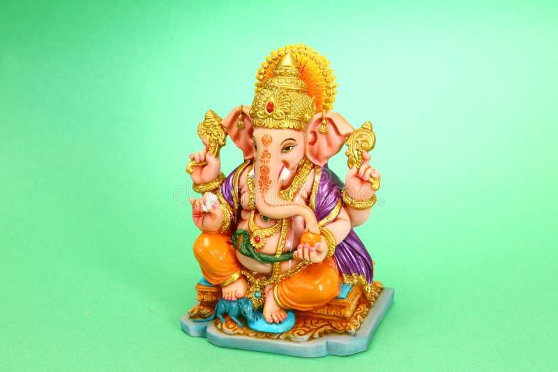 Hinduski bóg Ganesh obraz stock