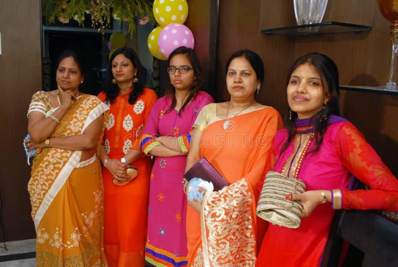 hinduskie kobiety fotografia royalty free