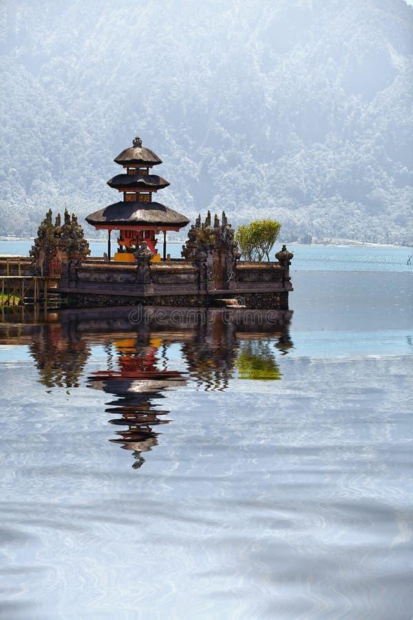 Hinduskiej świątyni kompleks obraz stock