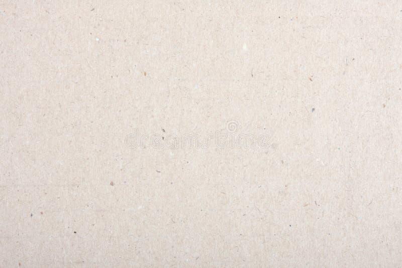 Hintergründe der hellen Pappe. stockbilder
