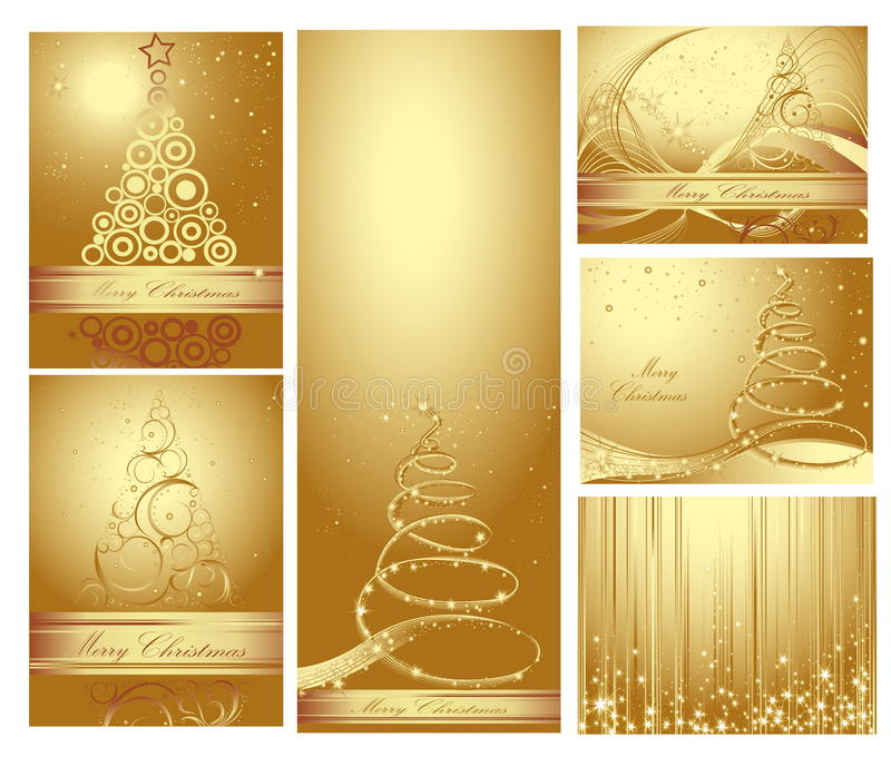 Hintergründe des glücklichen neuen Jahres stock abbildung