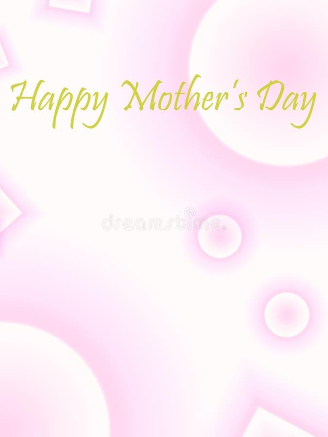 Hintergrund 2 des Mutter Tages lizenzfreie stockfotos