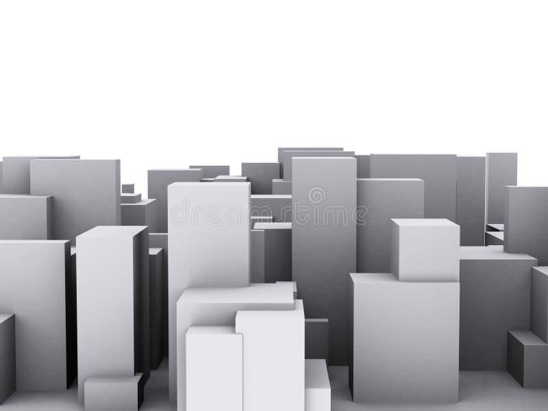 Hintergrund 3d lizenzfreie abbildung