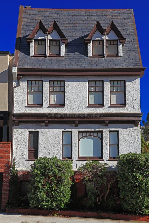 Hintergrund-Abbildung des Hauses lizenzfreies stockfoto