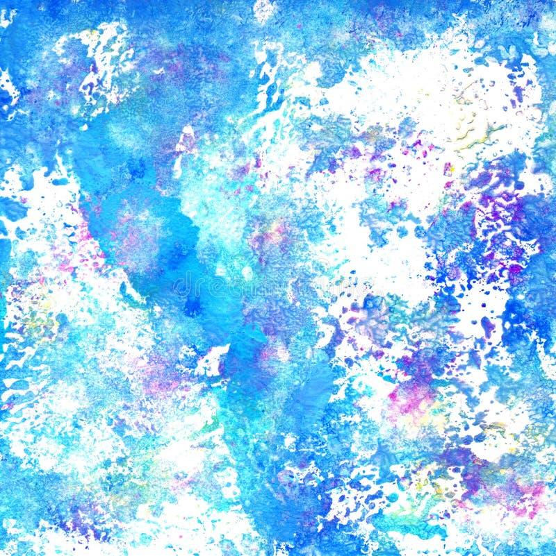 Hintergrund der abstrakten Kunst vektor abbildung