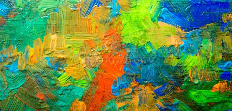Hintergrund der abstrakten Kunst stockbild