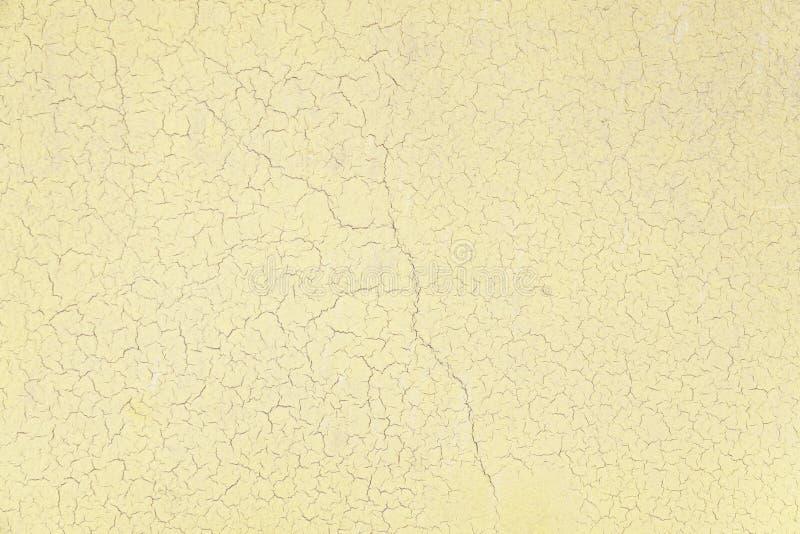 Download Hintergrund Der Altes Gelb Gemalten Wand Stockbild   Bild Von  Kleber, Braun: 44534577